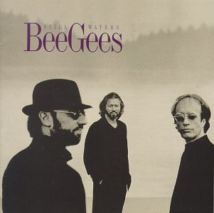 Bee Gees Alone cover art