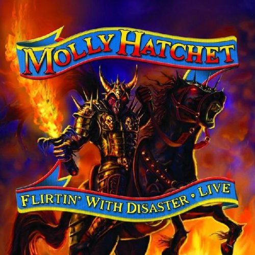 Molly Hatchet Flirtin' With Disaster cover art