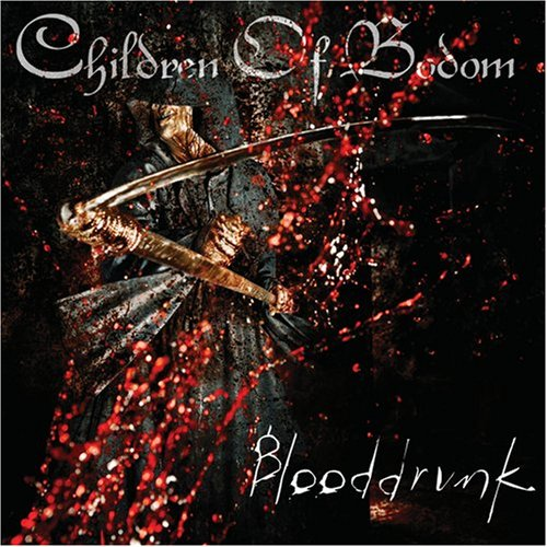 Children Of Bodom Done With Everything, Die For Nothing cover art