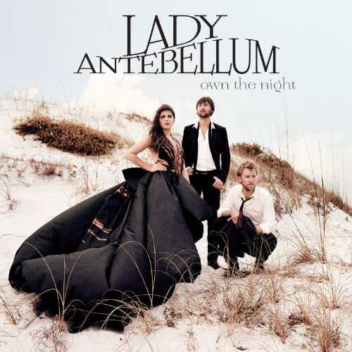 Lady Antebellum We Owned The Night cover art