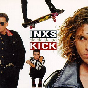 INXS Never Tear Us Apart cover art