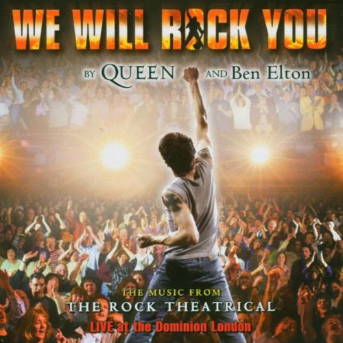 Queen No One But You (Only The Good Die Young) (from We Will Rock You) cover art