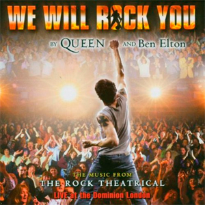 No One But You (Only The Good Die Young) (from We Will Rock You) sheet music by Queen