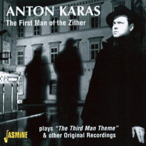 Anton Karas The Third Man (The Harry Lime Theme) cover art