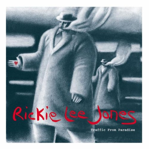 Rickie Lee Jones Altar Boy cover art