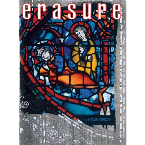 Erasure A Little Respect cover art