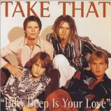 How Deep Is Your Love sheet music by Take That