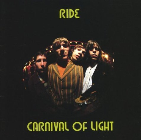 Ride I Don't Know Where It Comes From cover art