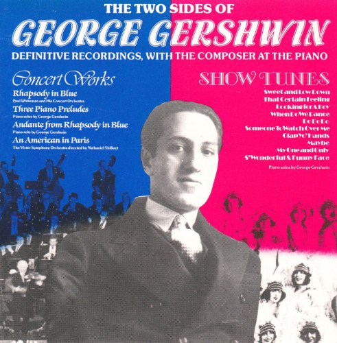 George Gershwin Looking For A Boy cover art