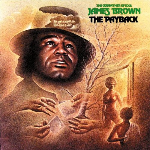 James Brown The Payback cover art
