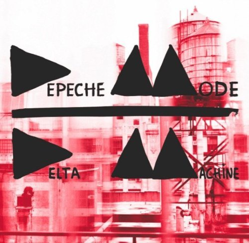 Depeche Mode Heaven cover art