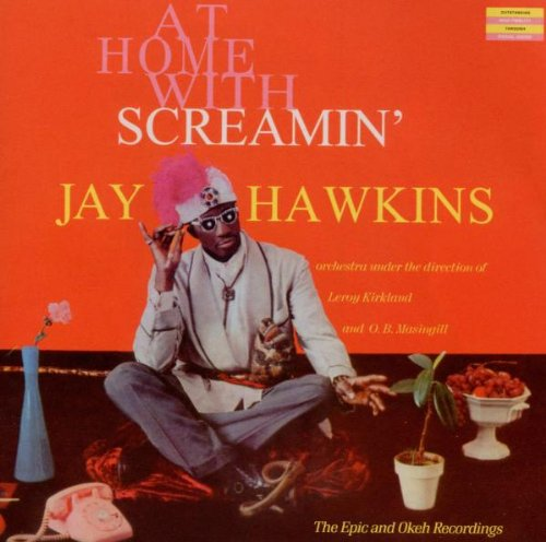 Screamin' Jay Hawkins I Put A Spell On You cover art