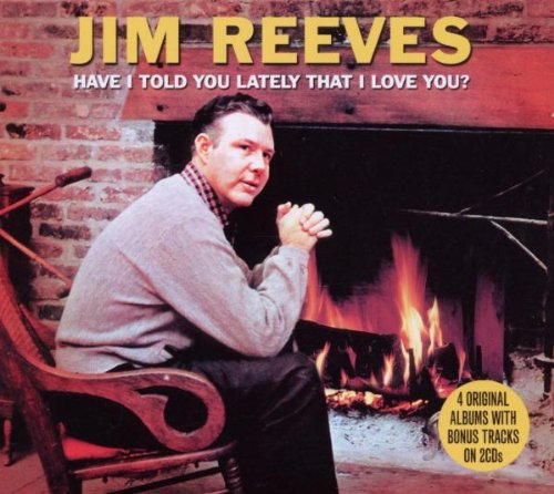 Jim Reeves Billy Bayou cover art