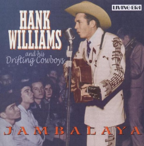 Hank Williams A Mansion On The Hill cover art