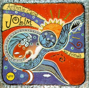 Antonio Carlos Jobim Once I Loved cover art