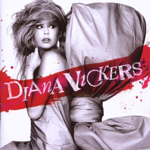 Diana Vickers Once cover art