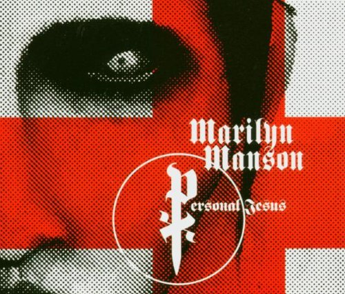 Marilyn Manson Personal Jesus cover art