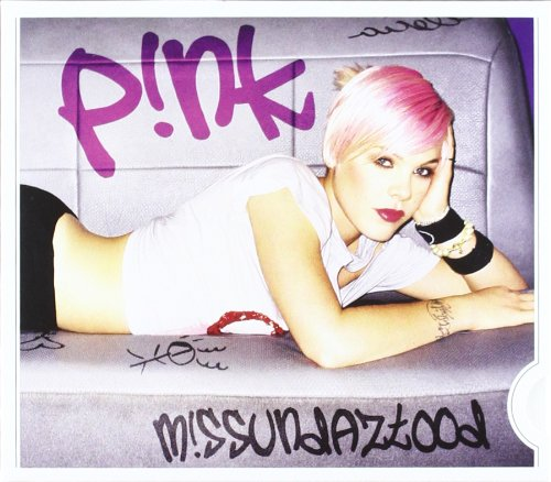 Pink Get The Party Started cover art