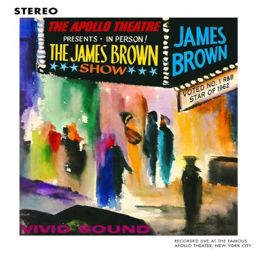 James Brown Try Me cover art