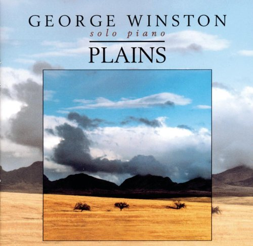 George Winston Angel cover art