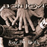 Keep The Faith sheet music by Bon Jovi