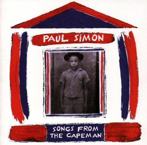 Paul Simon Bernadette cover art