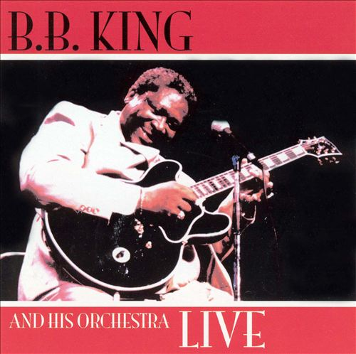 B.B. King Darlin' You Know I Love You cover art