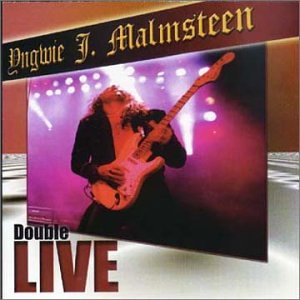 Yngwie Malmsteen Rising Force cover art