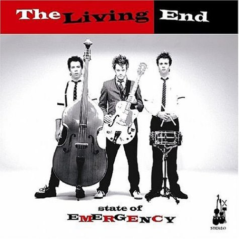 The Living End No Way Out cover art
