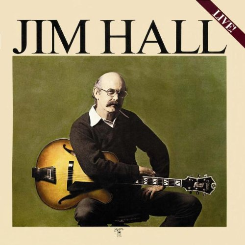 Jim Hall The Way You Look Tonight cover art