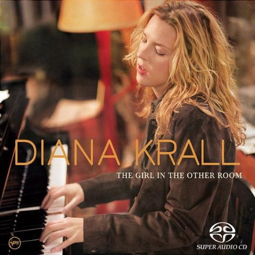 Diana Krall Almost Blue cover art