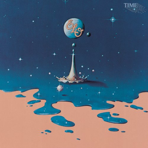 Electric Light Orchestra Hold On Tight cover art