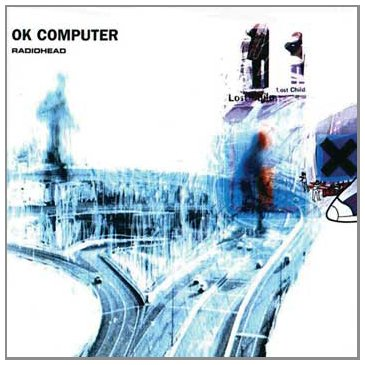 Radiohead Lucky cover art