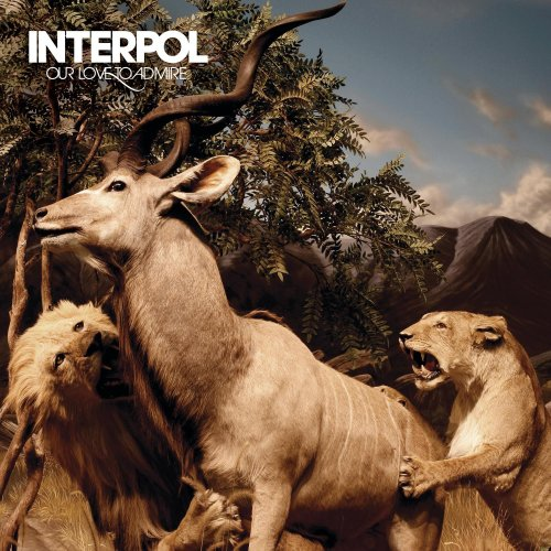 Interpol Mammoth cover art