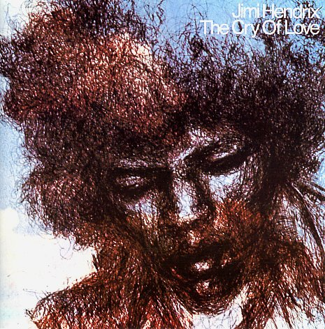 Jimi Hendrix In From The Storm cover art