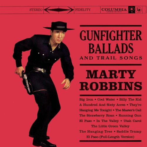 Marty Robbins El Paso cover art