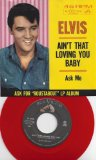 Ain't That Loving You, Baby sheet music by Elvis Presley