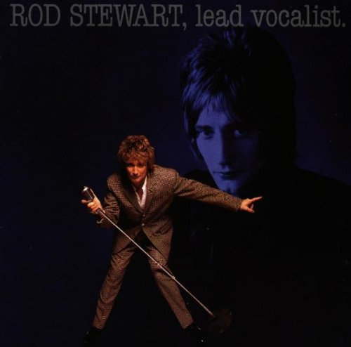 Rod Stewart I Ain't Superstitious cover art
