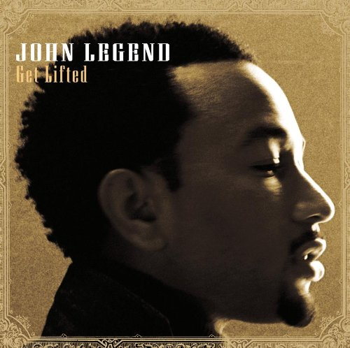 John Legend Let's Get Lifted cover art
