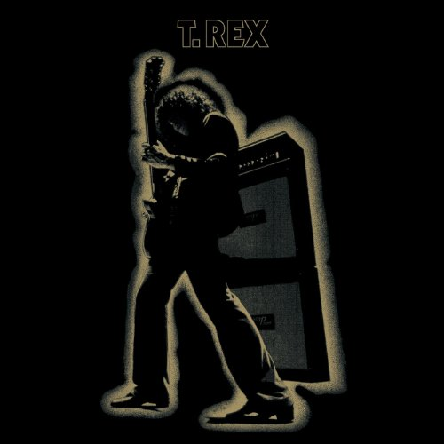 T. Rex Cosmic Dancer cover art