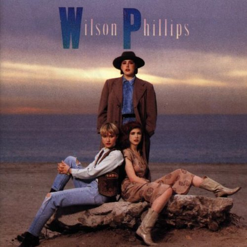 Wilson Phillips Hold On cover art