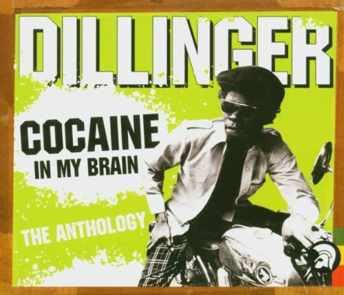 Dillinger Cocaine In My Brain cover art