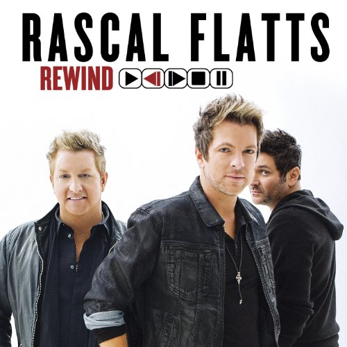 Rascal Flatts Honeysuckle Lazy cover art