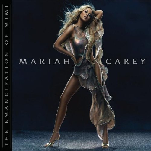 Mariah Carey Say Somethin' cover art