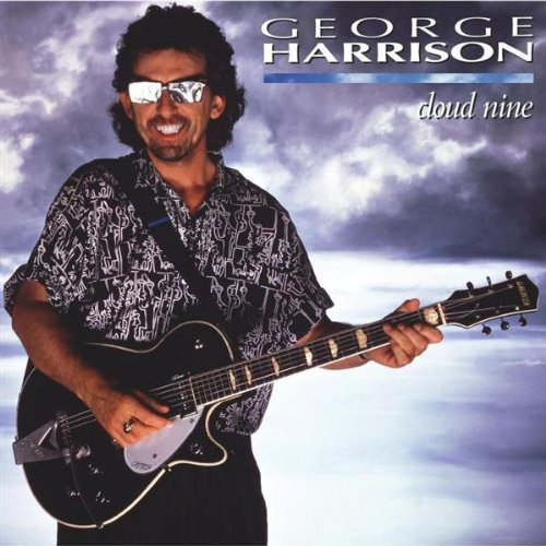George Harrison Fish On The Sand cover art