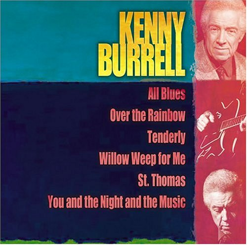 Kenny Burrell Funky cover art