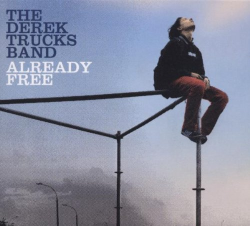 The Derek Trucks Band Back Where I Started cover art