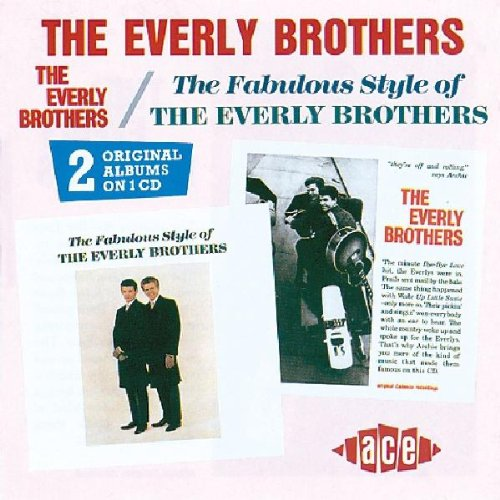 The Everly Brothers Like Strangers cover art