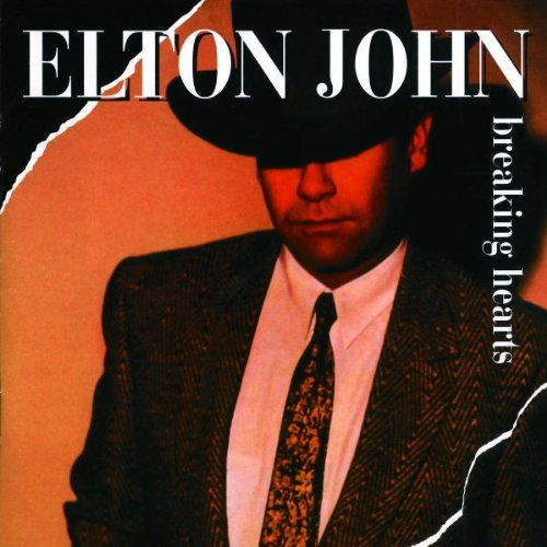 Elton John Sad Songs (Say So Much) cover art