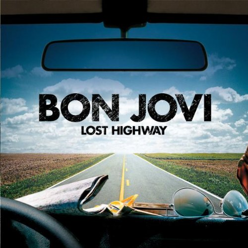 Bon Jovi Lost Highway cover art